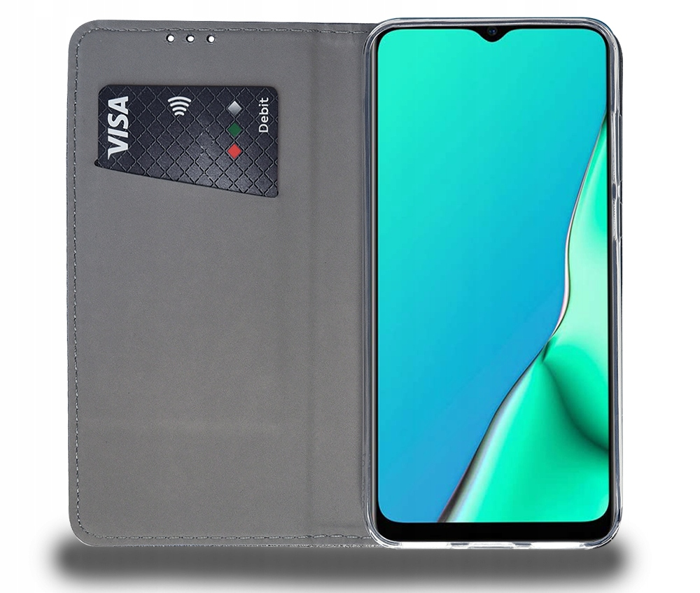 Etui do Oppo A9 2020 Case Magnet Portfel + Szkło Kod producenta E22