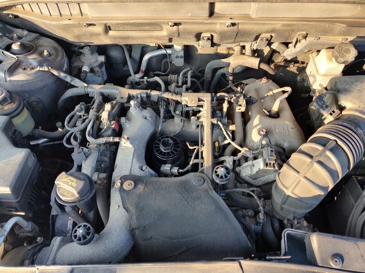 полный двигатель d6ea 30crdi 239km hyundai ix55