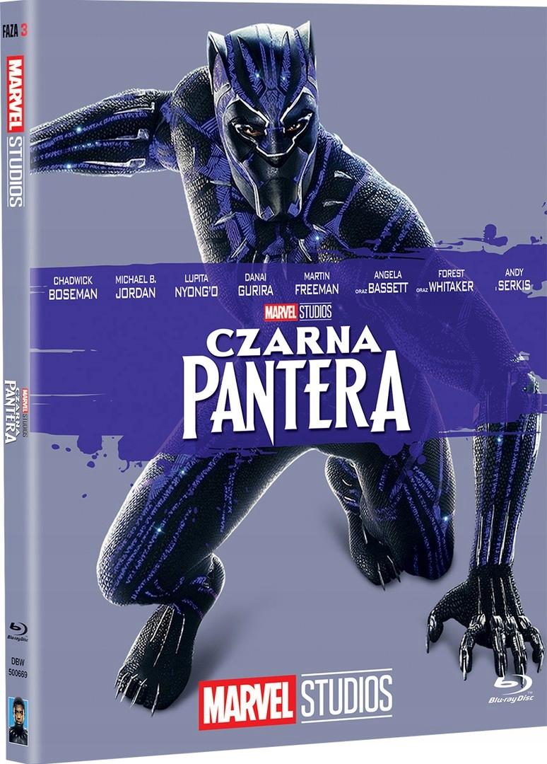Item Black Panther [Blu-ray]