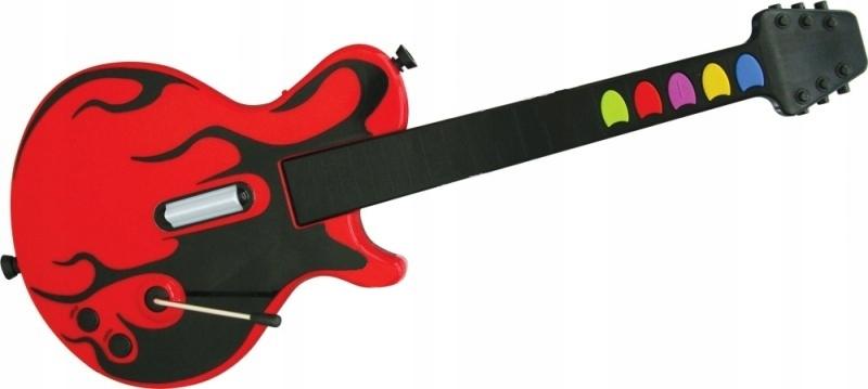 66 cm Veľká elektronická gitara MP3 TV 3292
