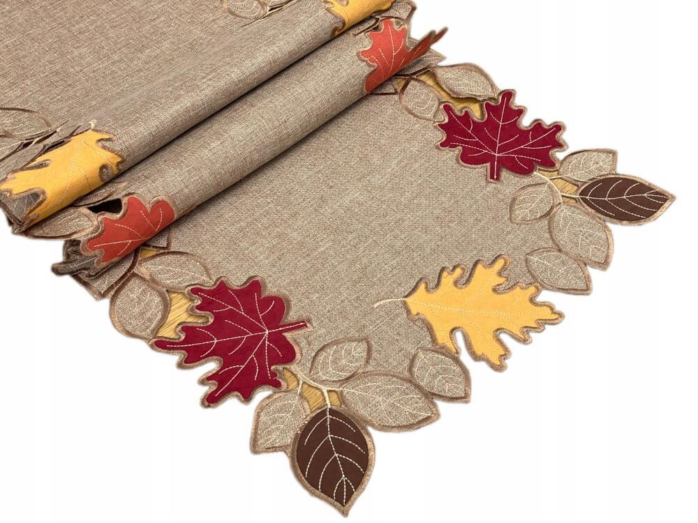 Стол бегунок 40x140 cm Leaves