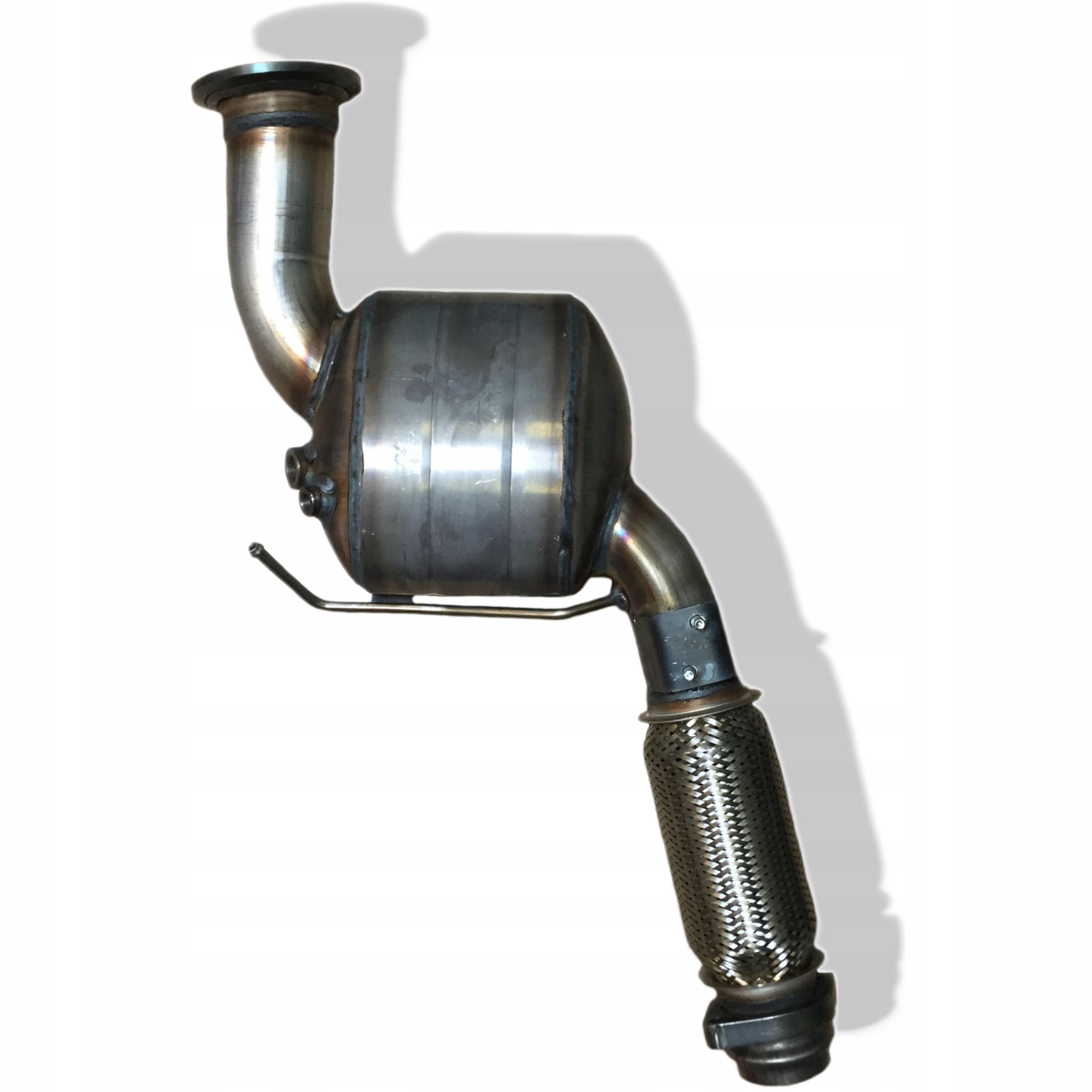 катализатор bmw 730d e65 m57n2 012004-122008