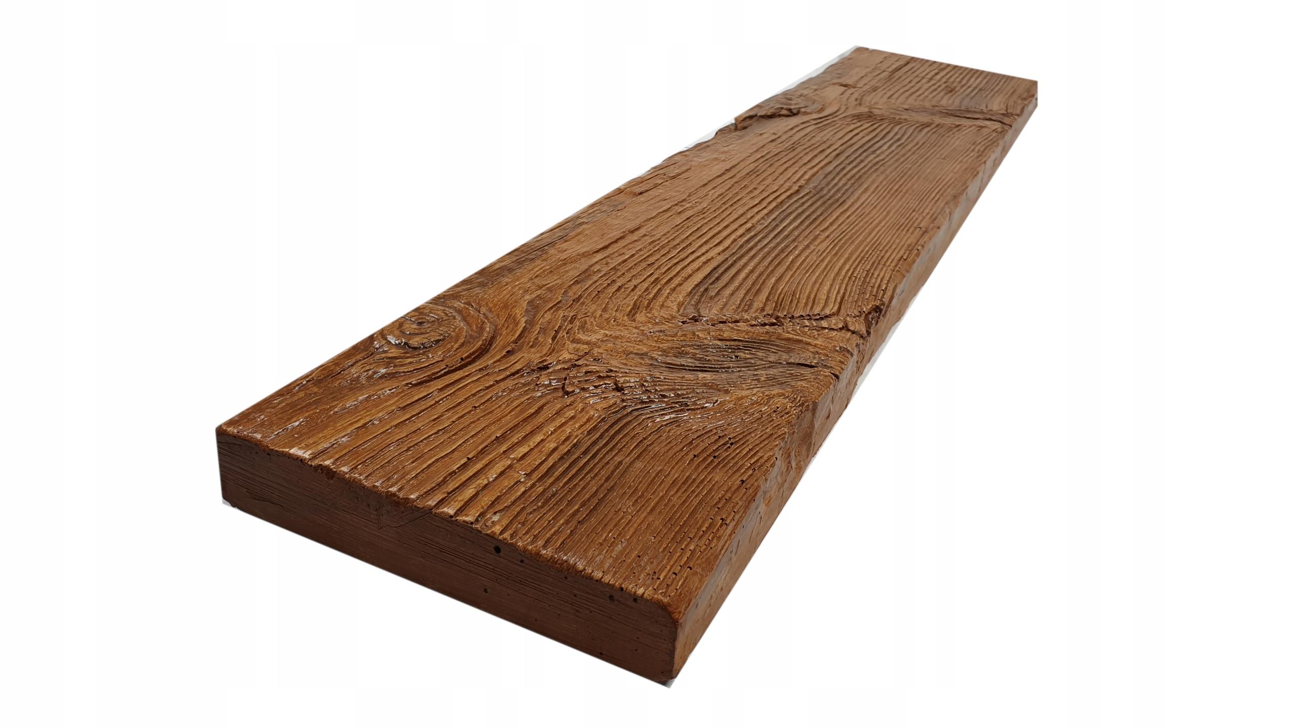 Бетон дерево - доска 100