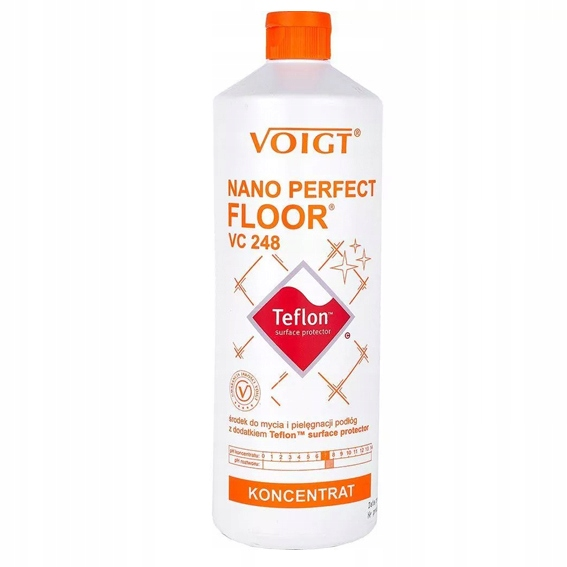 Фойгт NANO PERFECT FLOOR VC248 1L пол мыть