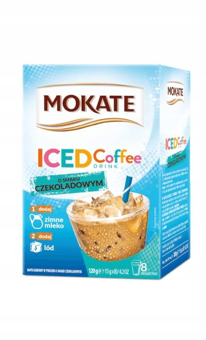 Купить Холодный кофе со вкусом шоколада МОКАТЭ -120г на Otpravka - цены и фото - доставка из Польши и стран Европы в Украину.