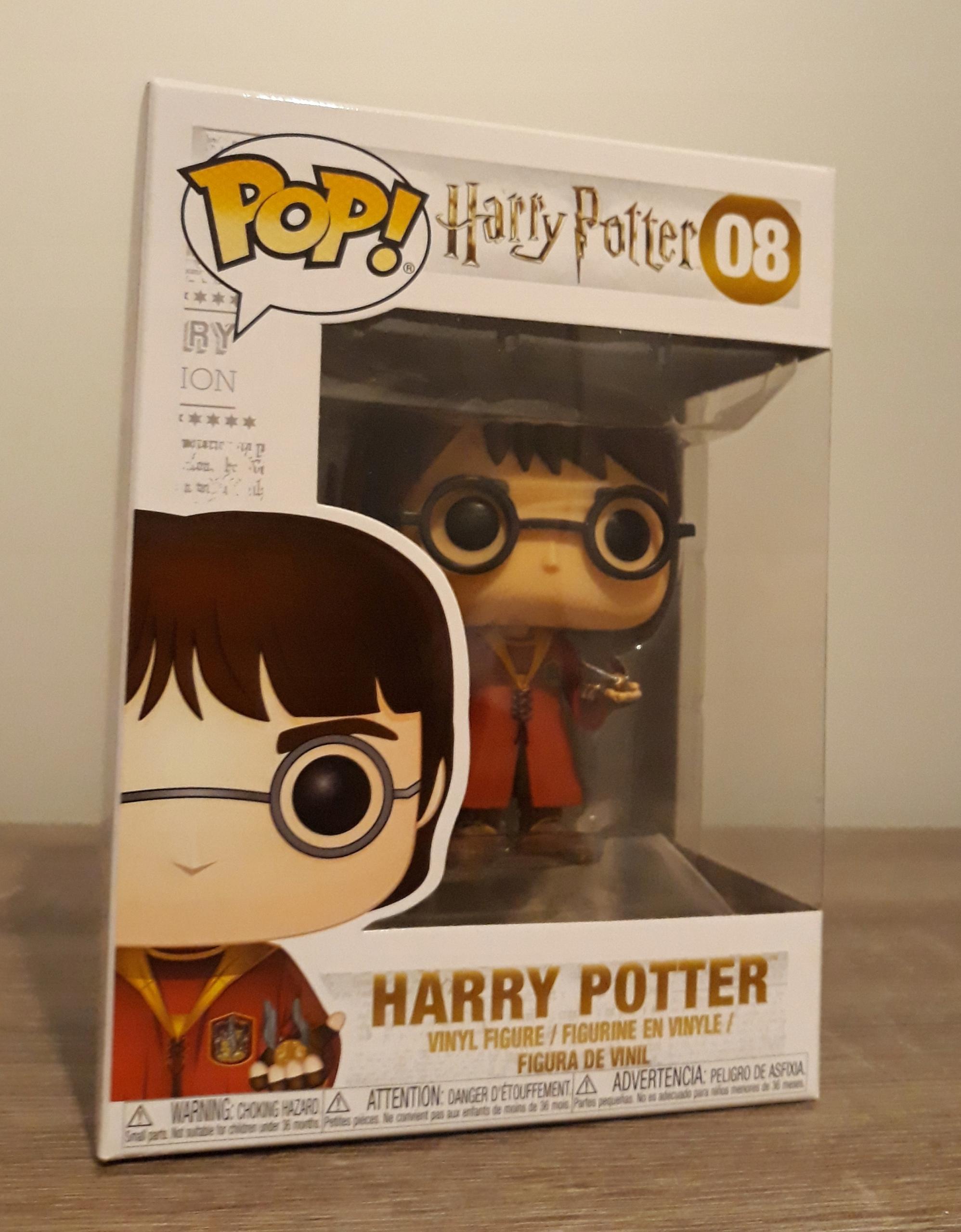 FUNKO POP Harry Potter 08 Zberateľská figúrka