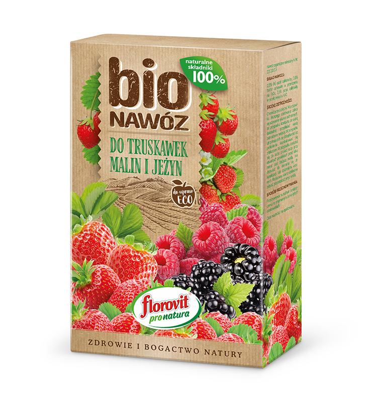 Флоровит 0,7 кг БИО гранулированное удобрение для клубники