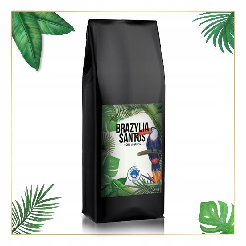 Kawa ZIARNISTA 2kg ŚWIEŻO PALONA Arabika 100% Rodzaj kawy czarna zwykła