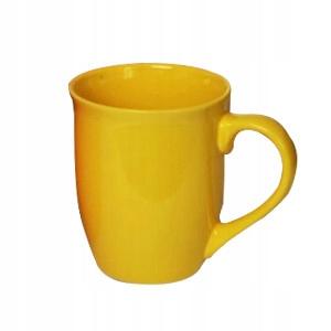 KUBEK CERAMICZNY 300 ML KOLORY MIX do kawy 0,3 L
