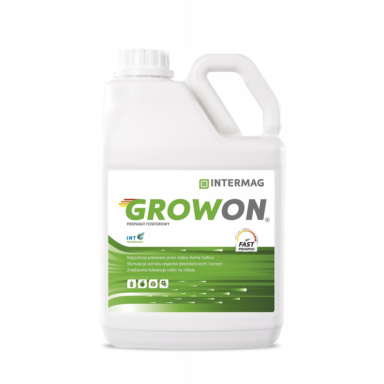 Grow-On 5L Intermag растет на производстве 23/03/2021