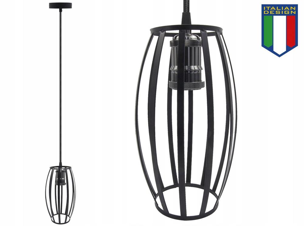 LAMPA SUFITOWA WISZĄCA LARGO ŻYRADNOL LED LOFT BC1 Marka B-LINE