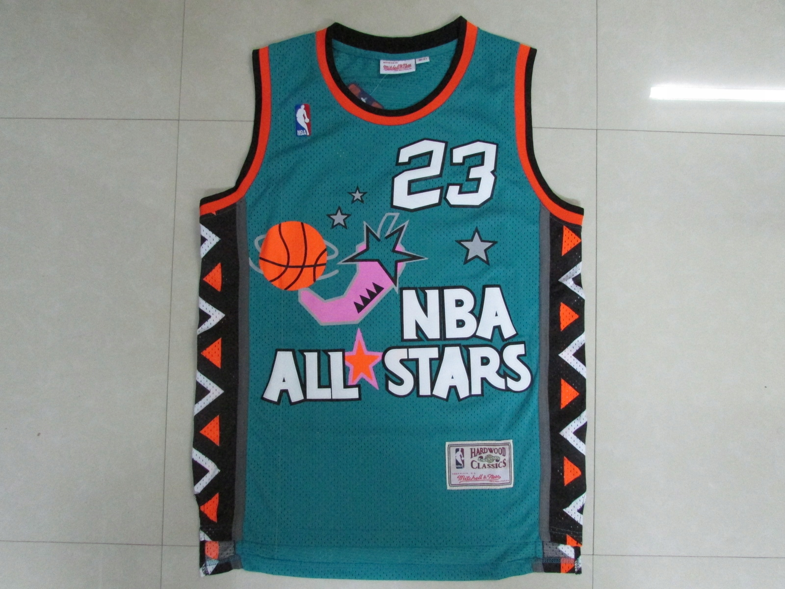 Michael Jordan 23 # Retro tričko Chicago Bulls