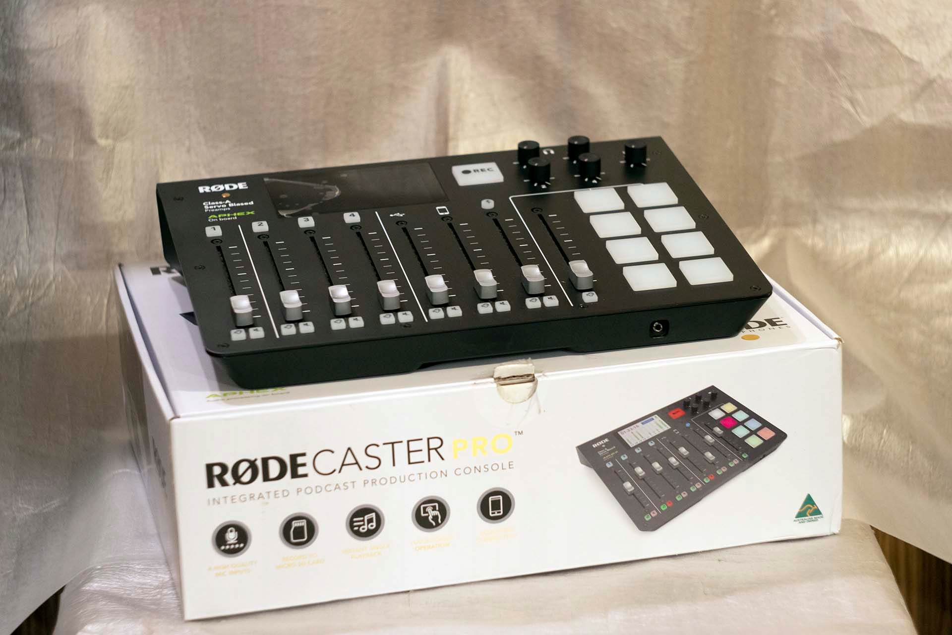 Item Rodecaster Pro
