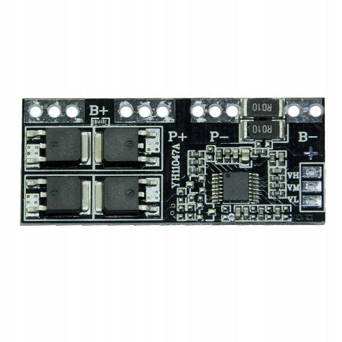 Модуль заряда Li-ion 3S/4S BMS 30A YH11047A