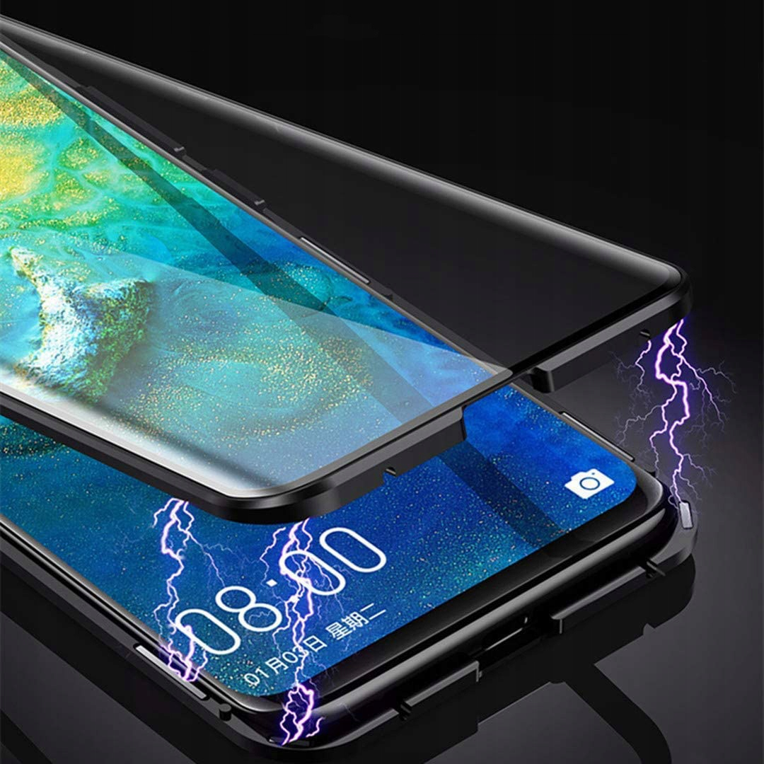 Etui Magnetyczne 360° do Samsung Galaxy A12 Dedykowany model Samsung Galaxy A12