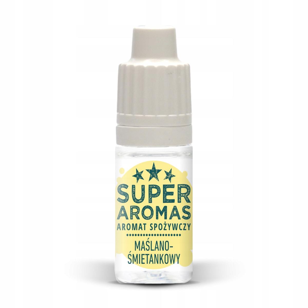 SUPER AROMAS BUTTER CREAM аромат 10мл