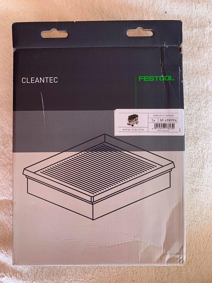 FESTOOL HEPA-HF-CT 26/36/48 Hlavný filter 498994