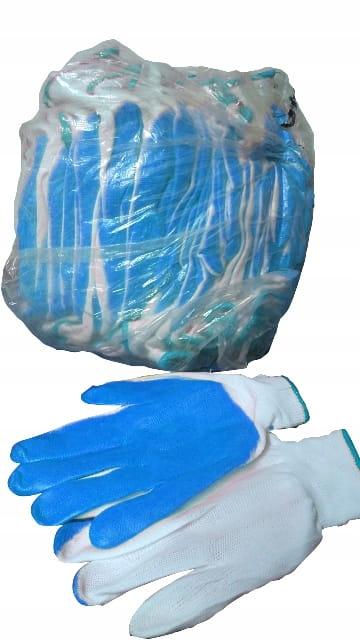 Латуа латексные перчатки с покрытием 96pcs