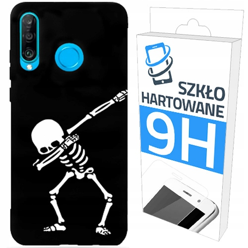 150wz. Etui+szkło Do Huawei P30 Lite New Edition