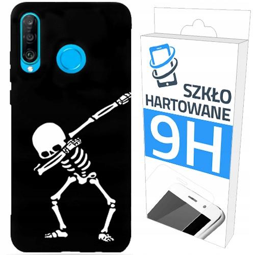 150wz. Etui+szkło Do Huawei P30 Lite New Edition