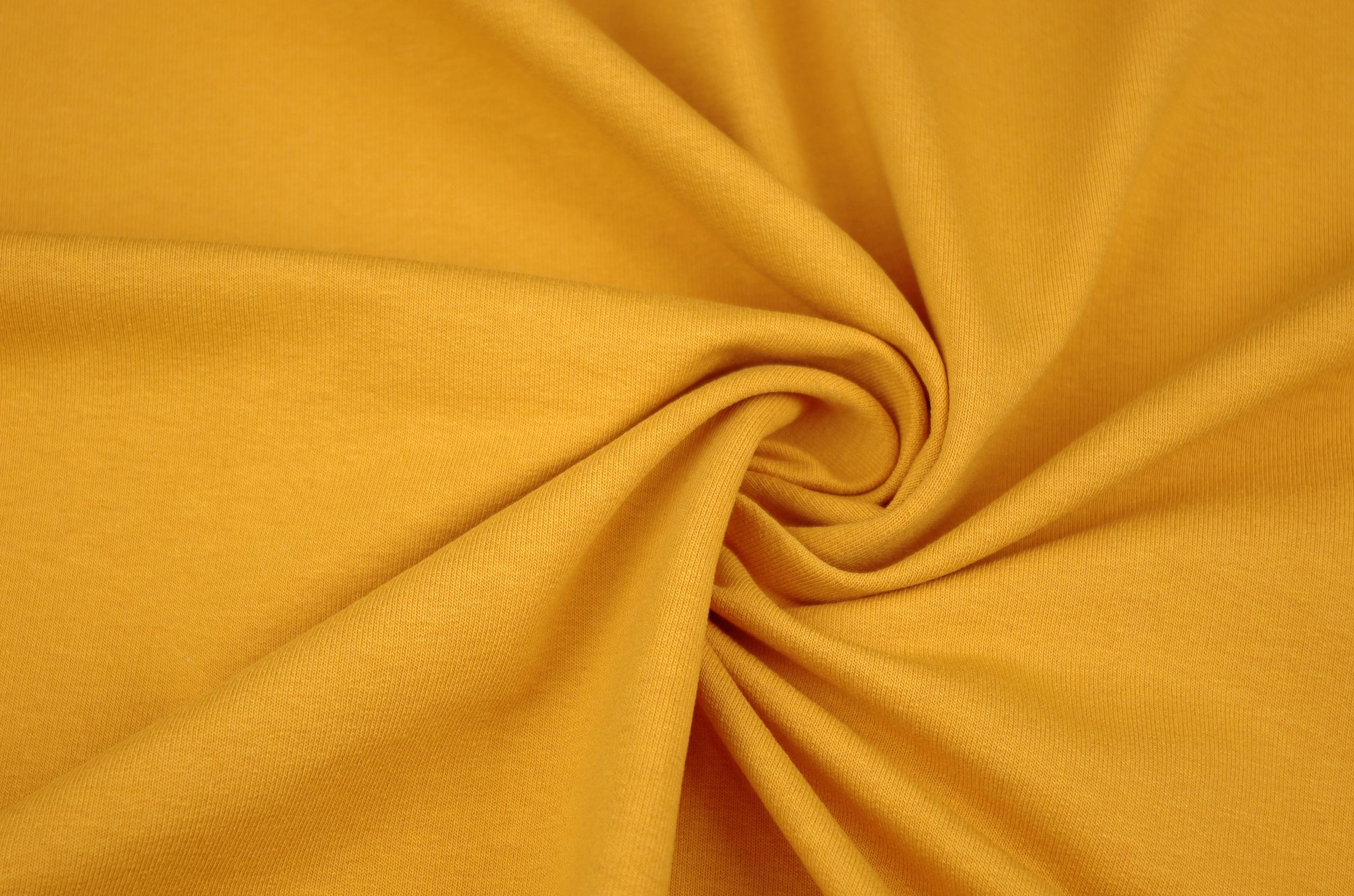 Свитшот Knit Sweatshirt Loop 230g Медовый
