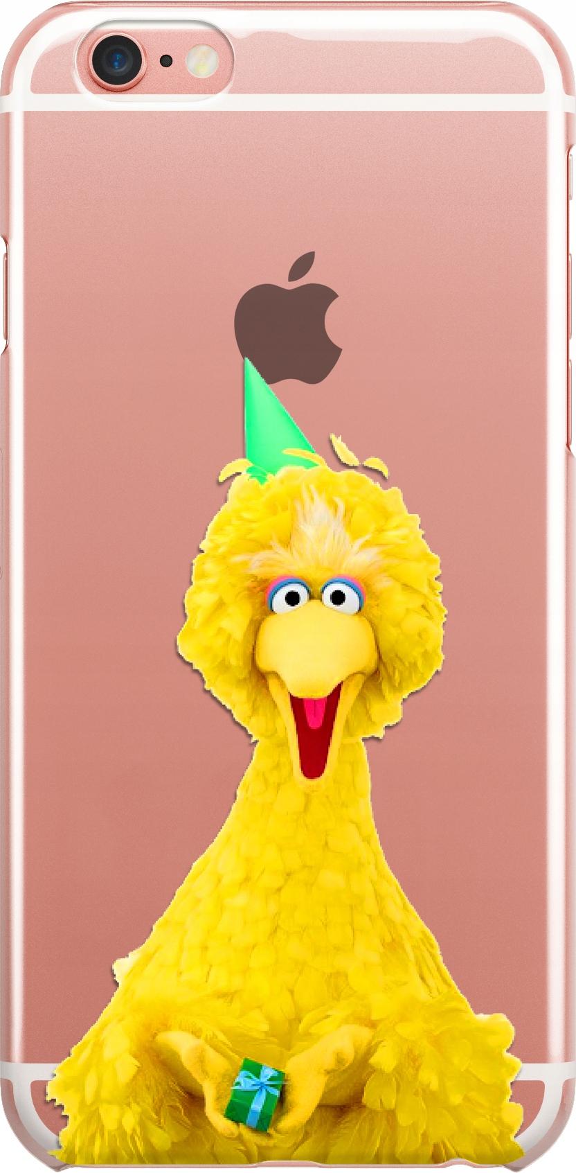 Etui Wzory Muppety Huawei G730