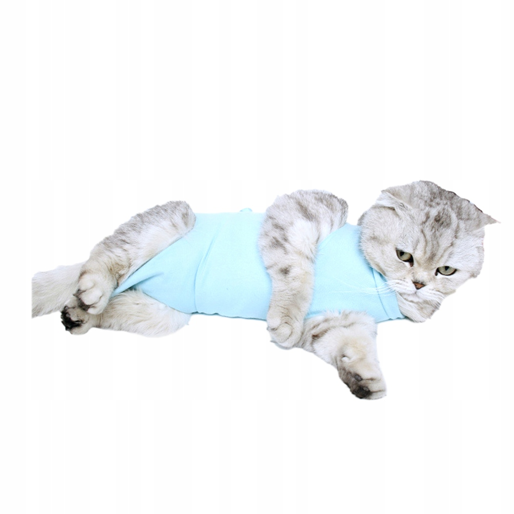 Креативная одежда для кошек для стерилизационного костюма