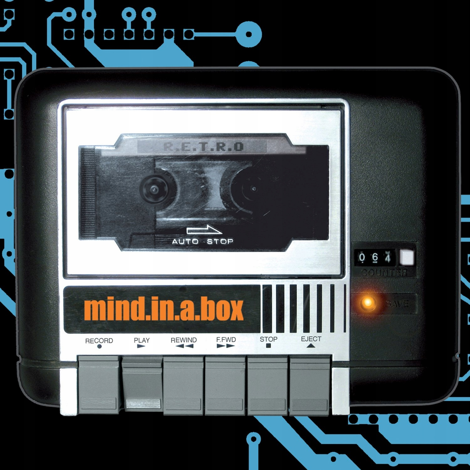 Mind in a Box - Retro