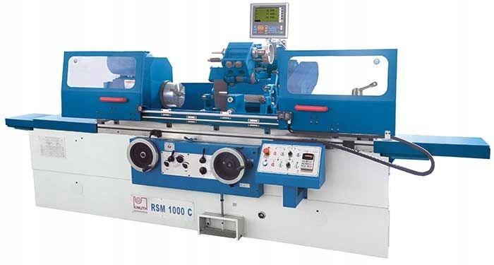 KNUTH RSM 1000 C - szlifierka do wałków i otworów