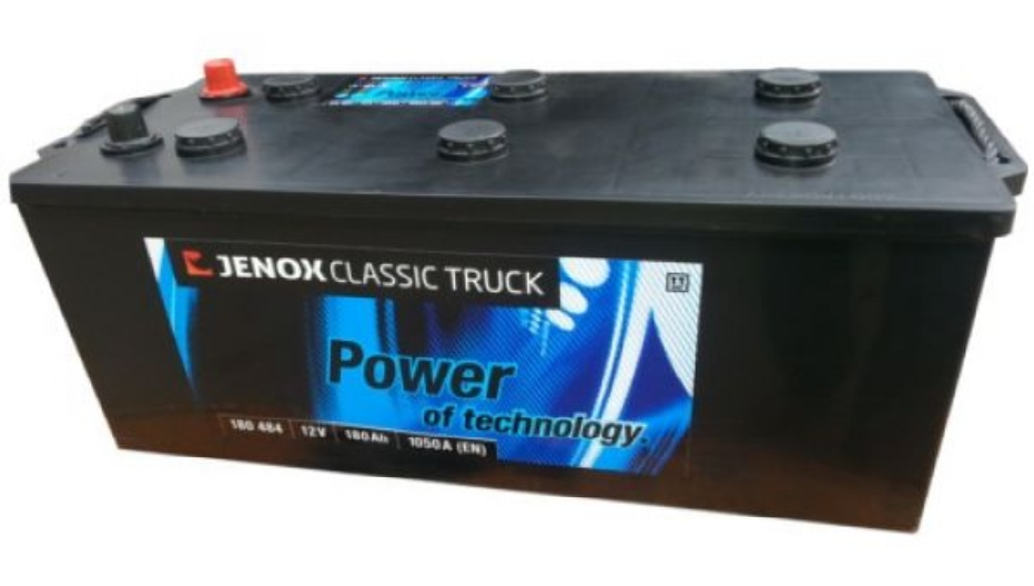 аккумулятор jenox classic 12v 180ah 1050a