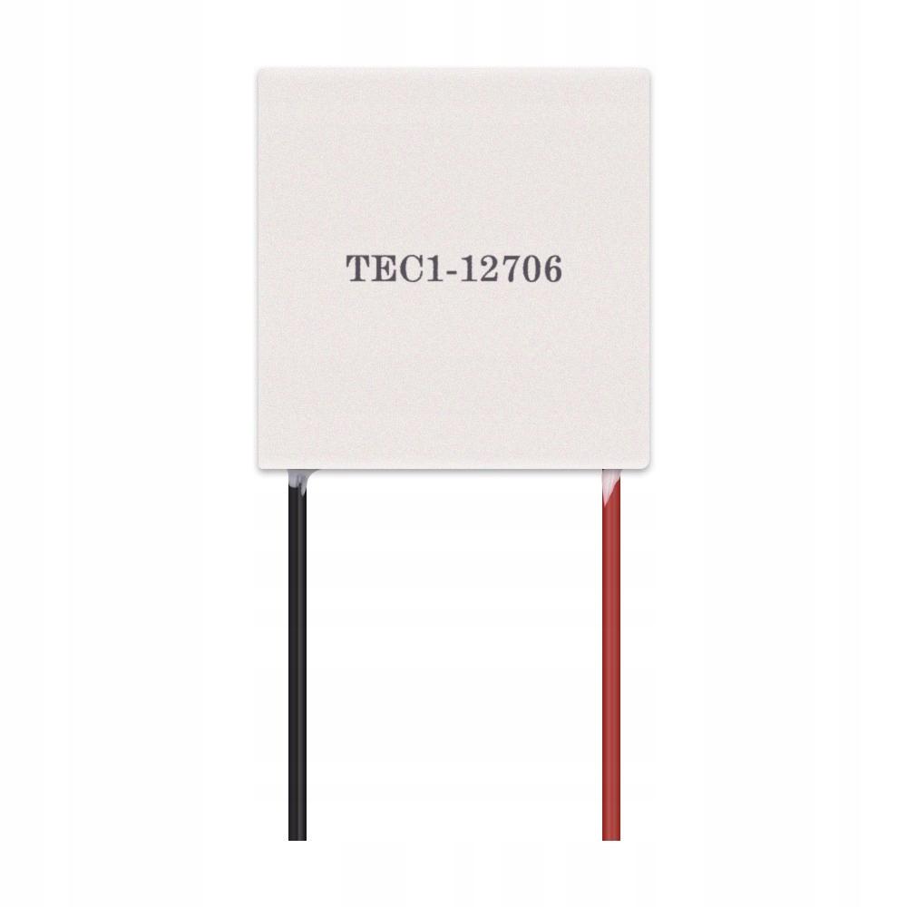 Купить Модуль ячейки Пельтье TEC1-12706 12V 60W CPU на Otpravka - цены и фото - доставка из Польши и стран Европы в Украину.