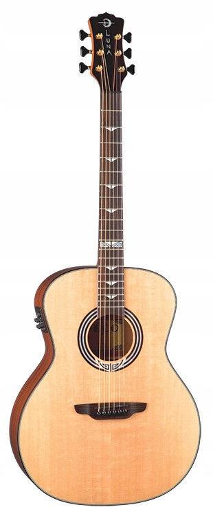 Luna Artist Deco - ElectroAcoustic Guitar