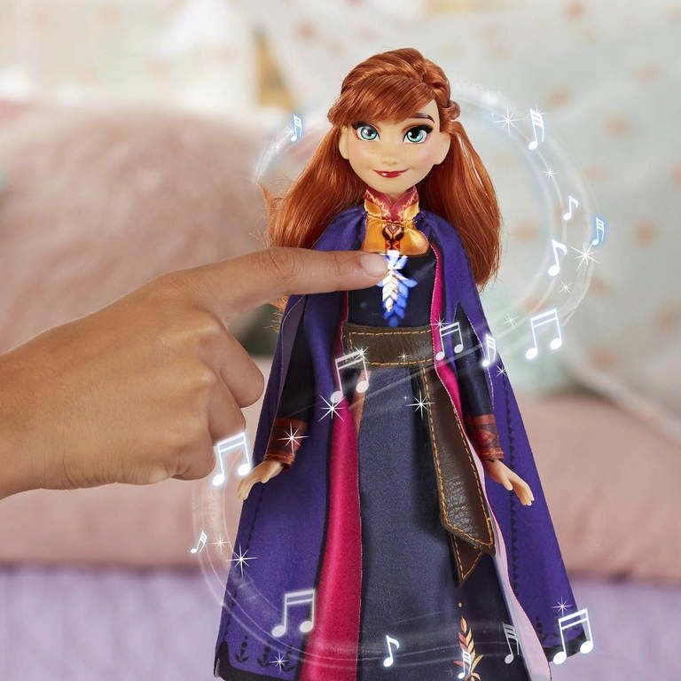 FROZEN 2 Land Doll Anna Singing interactive