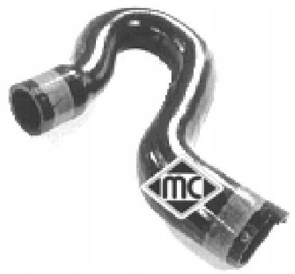 кабель гибкий радиатора metalcaucho 08266
