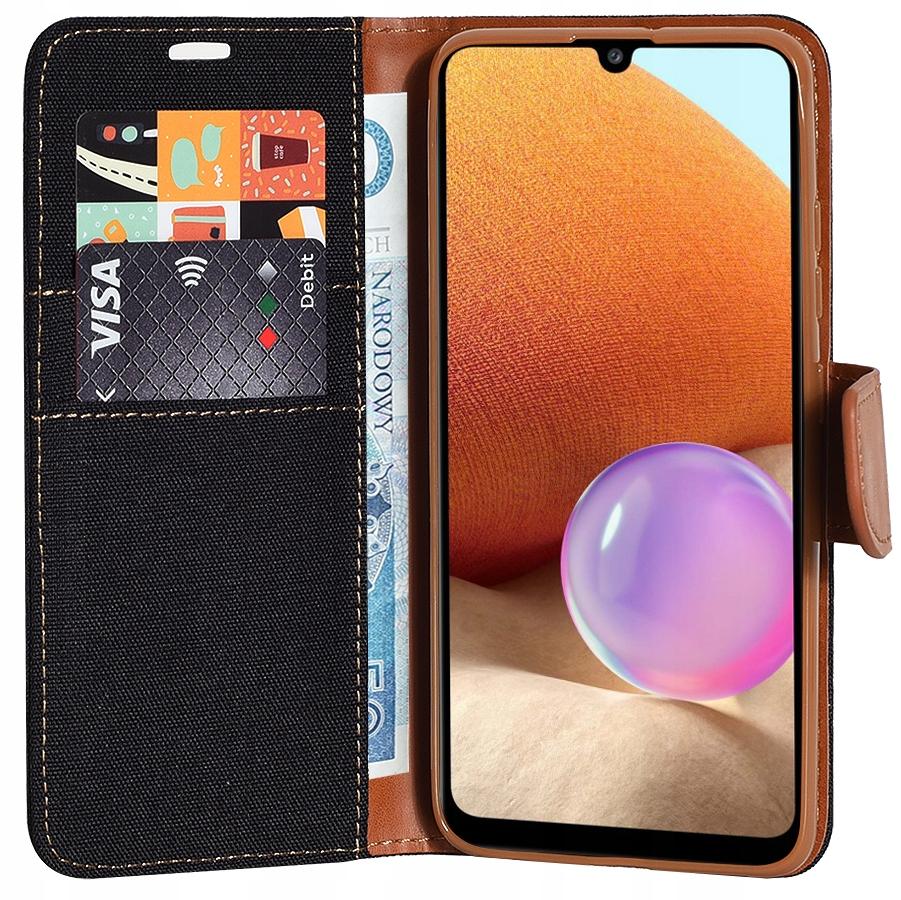 Etui do Samsung Galaxy A32 4G Fancy Case + Szkło Dedykowany model A32 4G