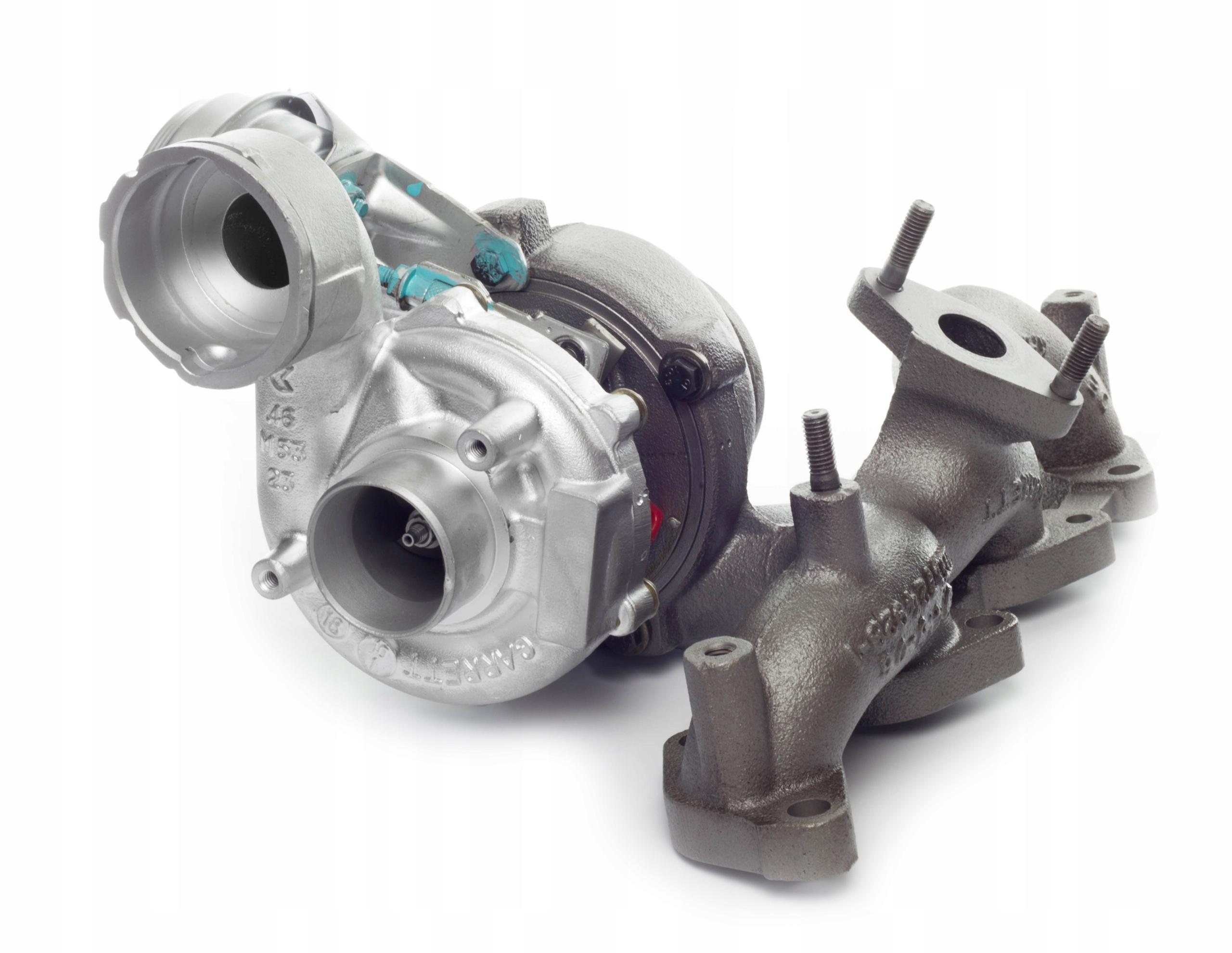 турбина dodge  джип  seat  skoda  vw bkd 140km