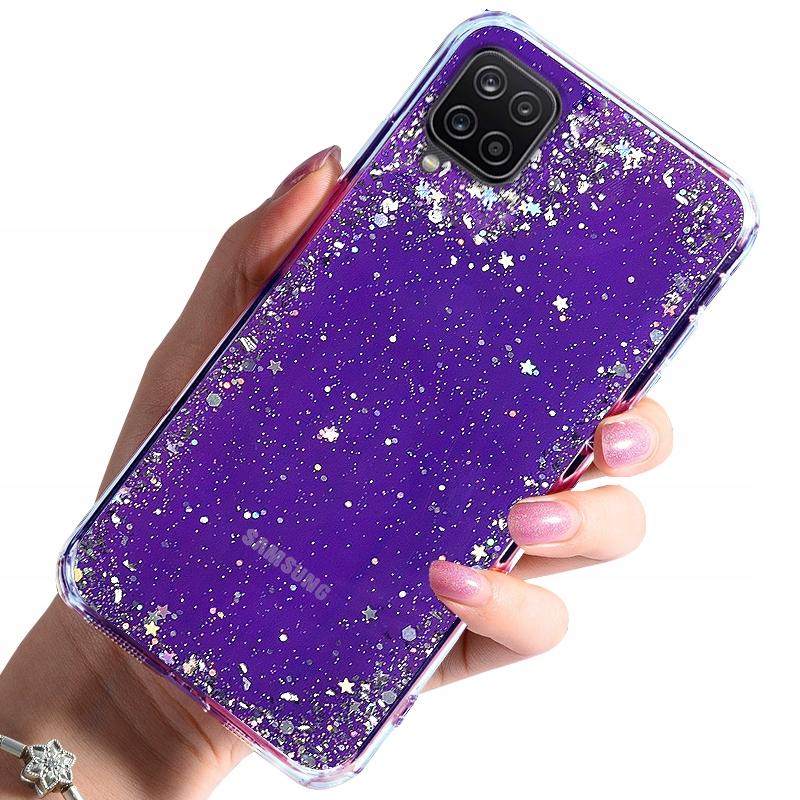 Etui do Samsung Galaxy A42 5G CASE BROKAT + SZKŁO