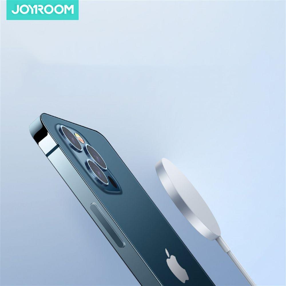 Ładowarka Indukcyjna Magsafe JoyRoom 15W do iPhone Liczba urządzeń ładowanych jednocześnie 1