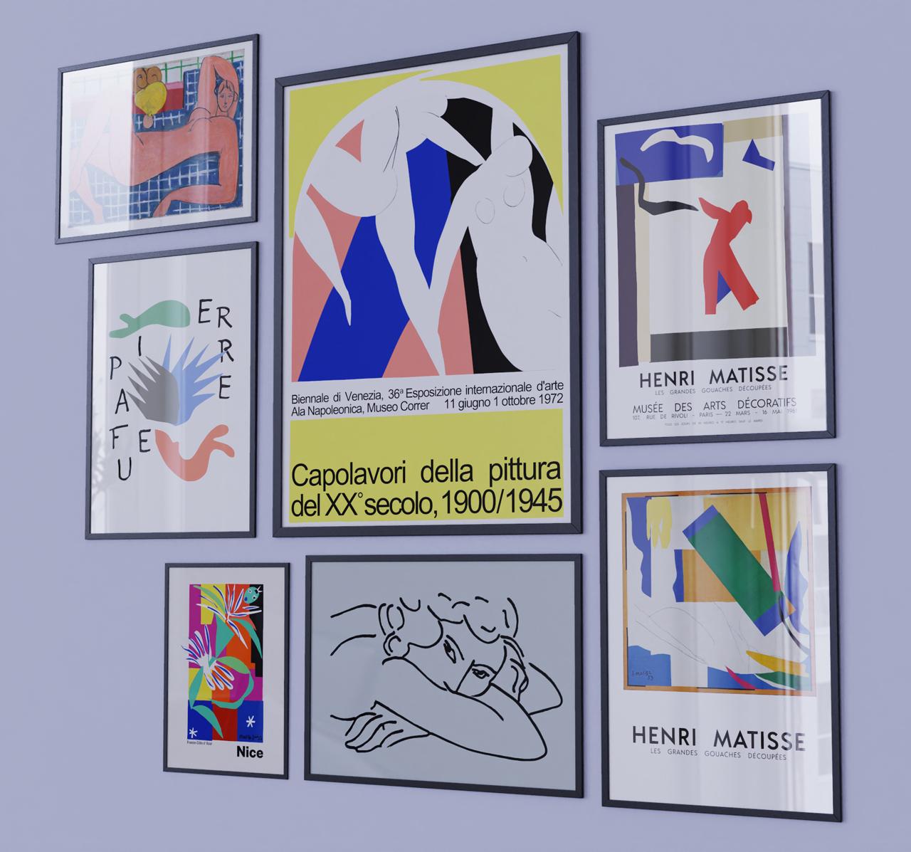 Henri Matisse Grafiki Ogromny Wybór Plakatów A3