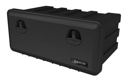 Ящик для инструмента 750 DAKEN эвакуатор TIR ящик