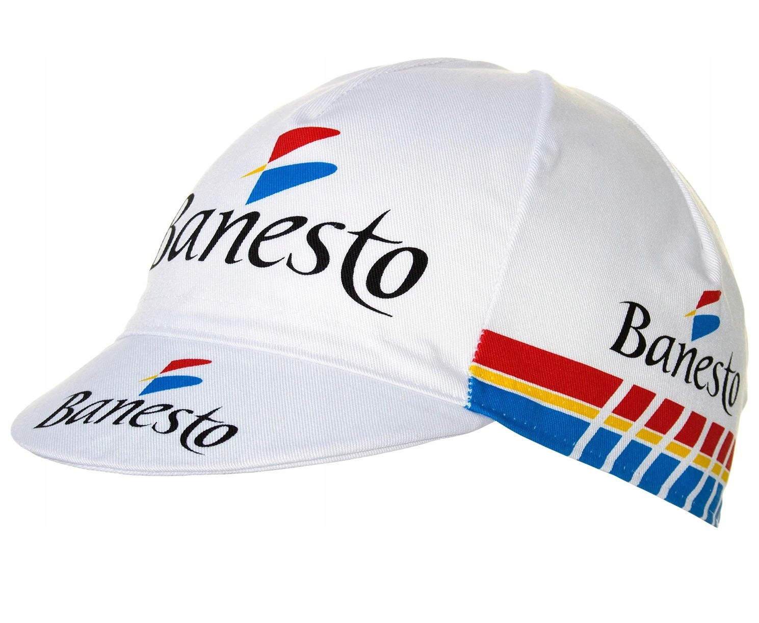 Retro cyklistická čiapka Banesto - APIS