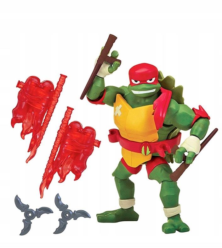 Akčná figúrka Teenage Mutant Ninja Turtles Raphael 80804