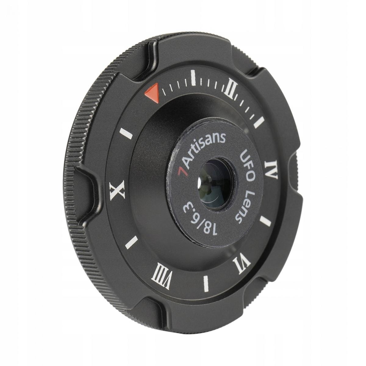 Купить 7Artisans 18mm F6.3 UFO Lens Sony E-mount - SKLEP на Otpravka - цены и фото - доставка из Польши и стран Европы в Украину.