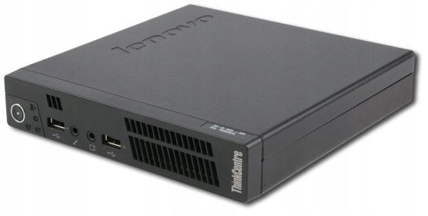 Mini komputer Lenovo M72 USFF Tiny i3 NEW SSD W10