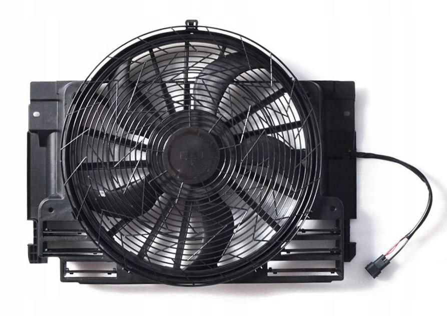 вентилятор кондиционирования воздуха bmw x5 e53 46 2000-2007
