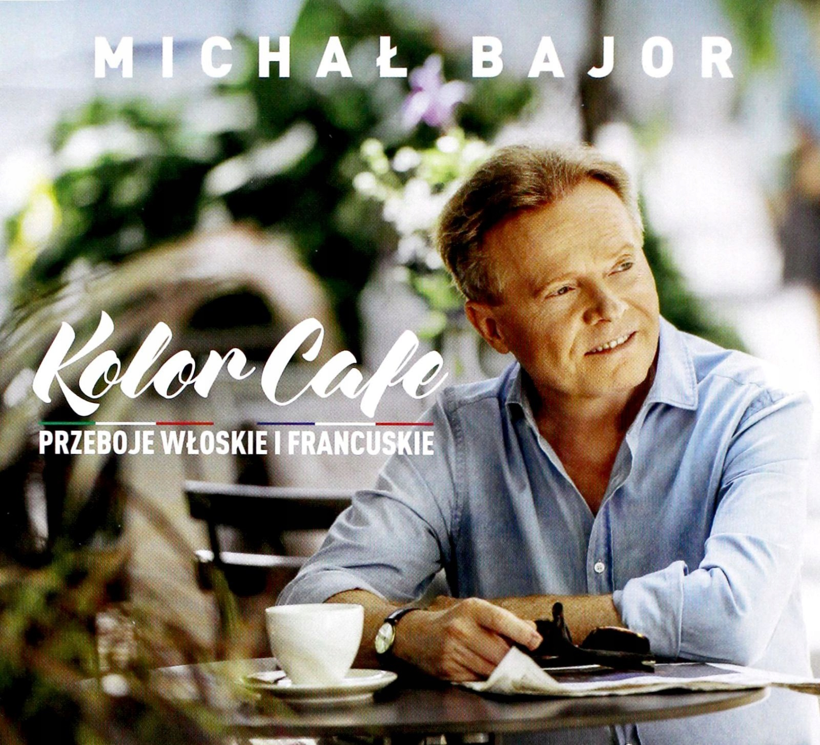 Item MICHAEL BAJOR: COLOR CAFE. THE BEST OF ITALIAN AND FRANC