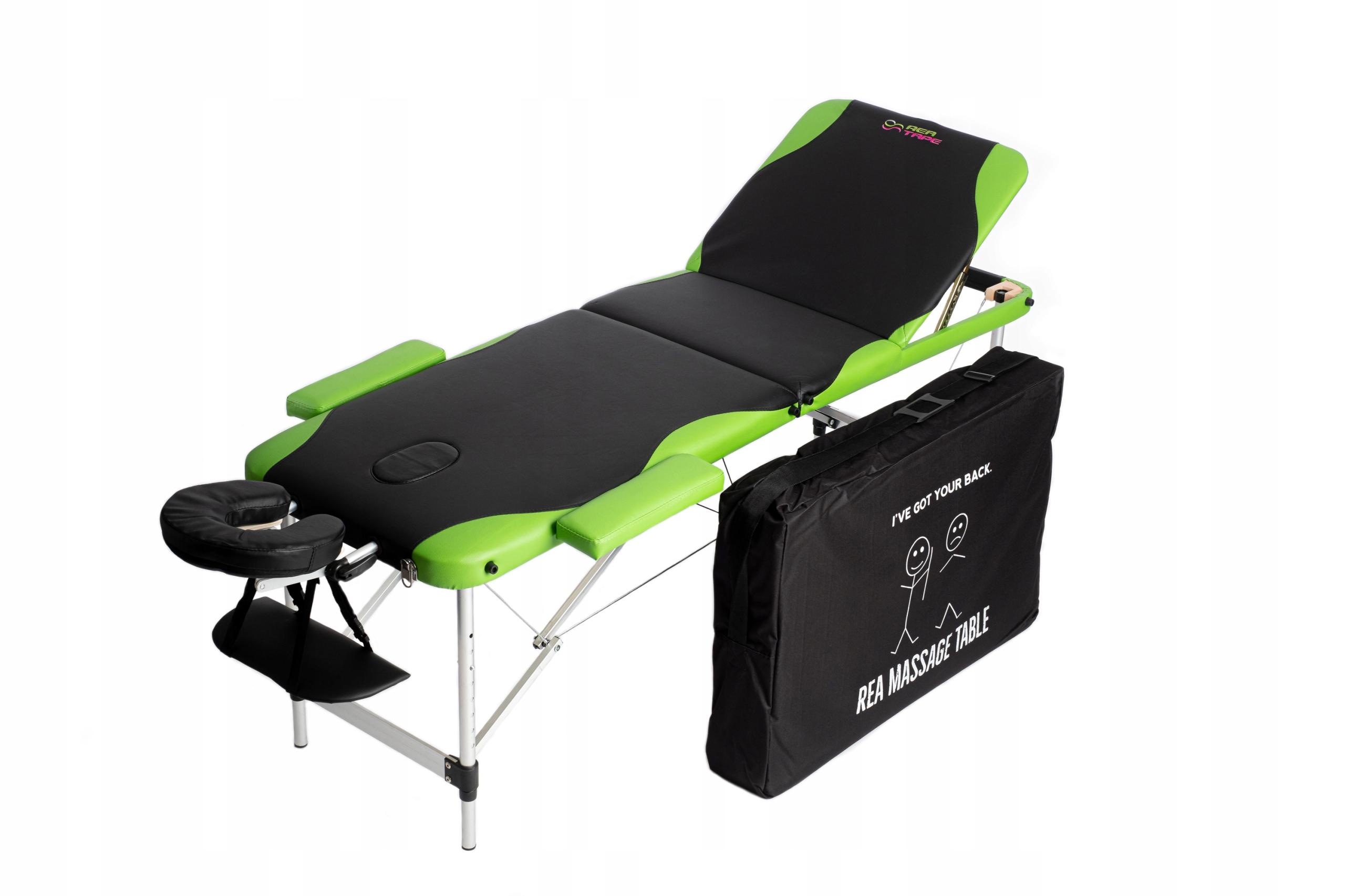Stol Lozko Do Masazu Rea Aluminiowe 3 Segmentowe Z 9376934884 Allegro Pl