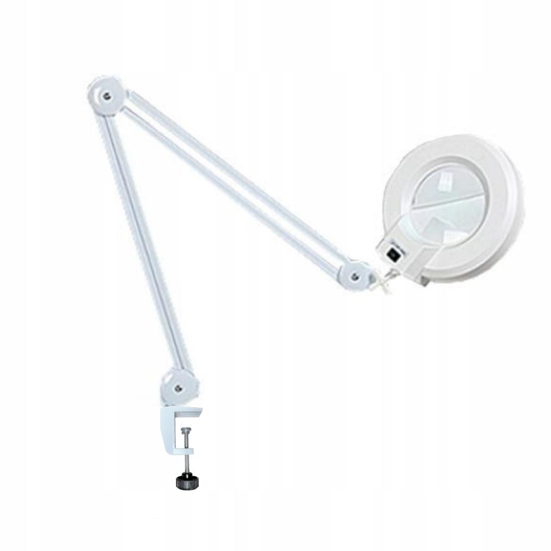 Lampa s lupou 5DPI 22W namontovaný na stôl