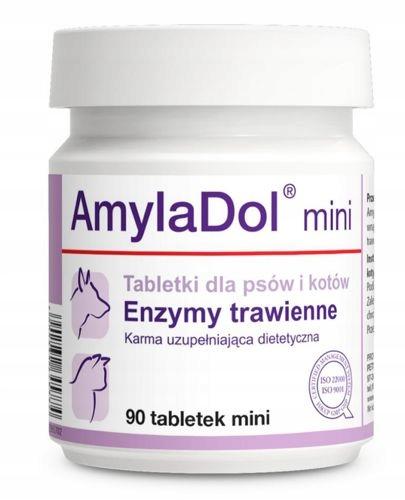 DOLFOS AmylaDol Mini 90tab tráviacich enzýmov