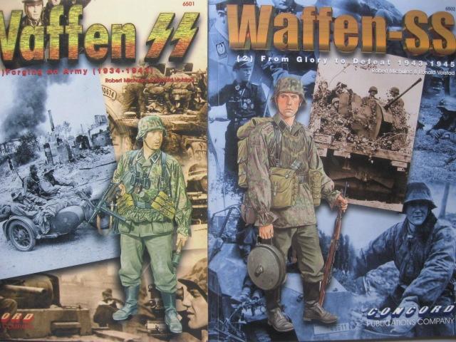 WAFFEN SS Bk. 1 i 2 Michulec Warrior